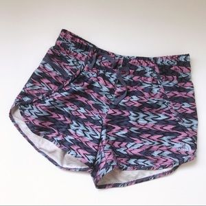 The North Face women's size small athletic shorts